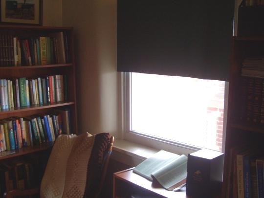 amish reading room