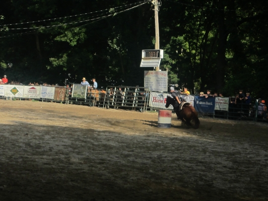 Amish Rodeo Turn