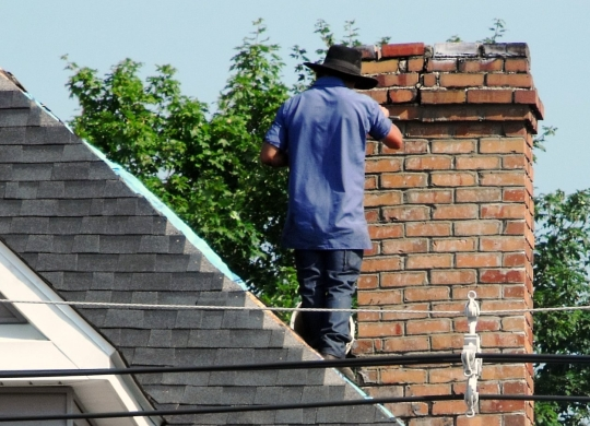 Amish Roofers Indiana
