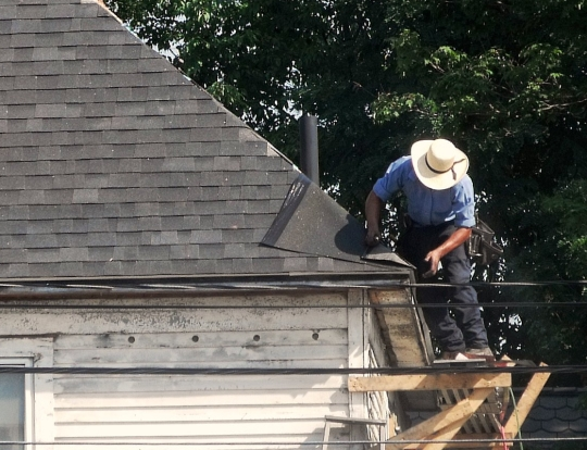 Amish Roofers Pennsylvania