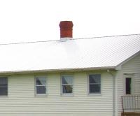 amish school chimney