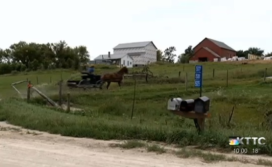Amish Couple Going To Trial Over Septic Tank Video