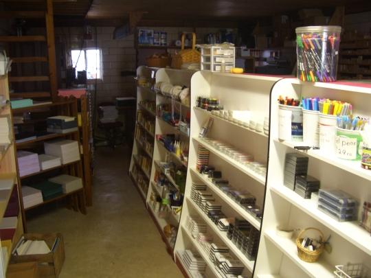 amish stamping shop