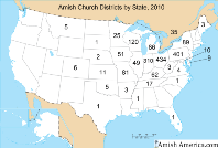 amish state guide map