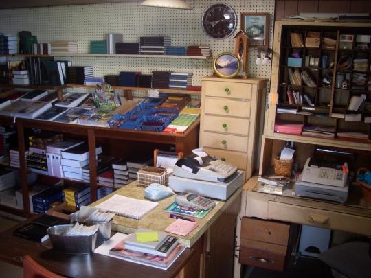 amish store cash register