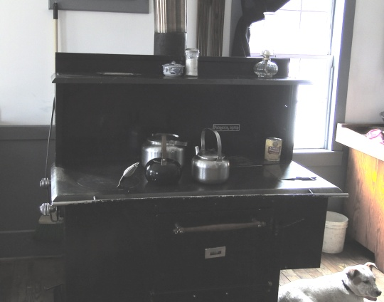amish stove