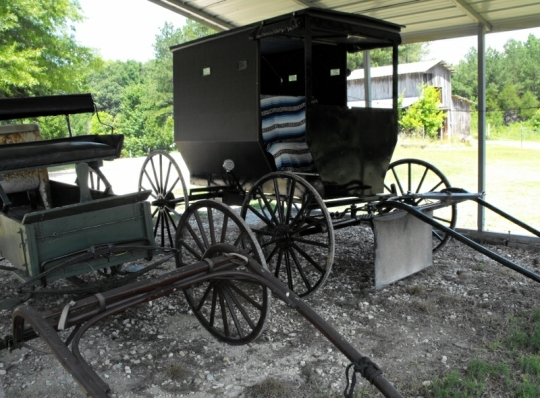 Amish Tennessee Carroll County
