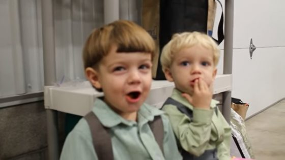 """Amish Toddlers """"Play Church"""" (Video)"""