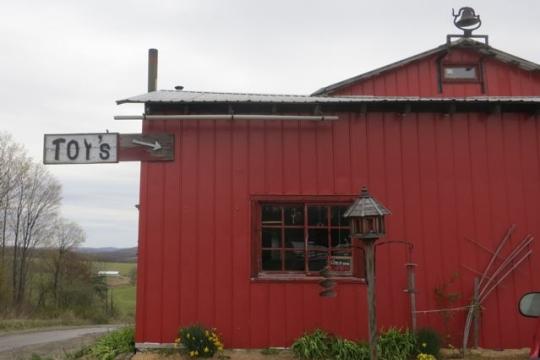 Amish Toy Shop