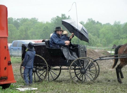 Amish Umbrella