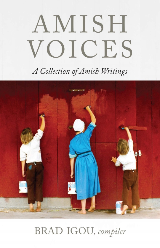 <em>Amish Voices</em>: Excerpts & Book Winner