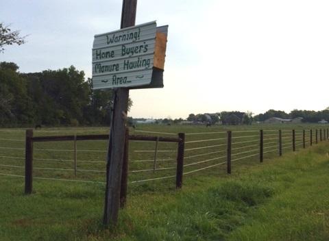 Amish Warning Sign