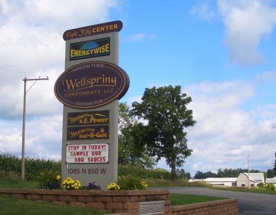 amish wellspring