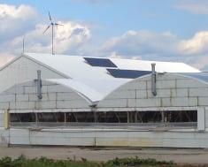 Amish Wind Solar