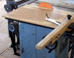 amish woodworking saw