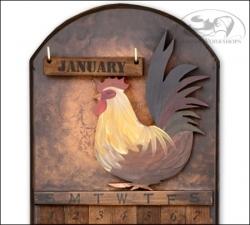 amish workshops perpetual calendar