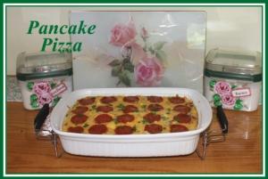Amish Zucchini Pizza Casserole