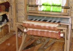 andy weaver amish loom