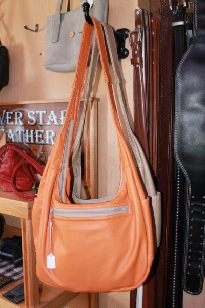 Assorted Purses Silver Star