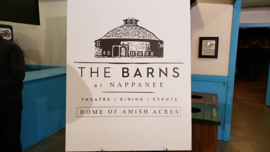 "Amish Acres Will Continue; Rebrands as ""The Barns at Nappanee"""