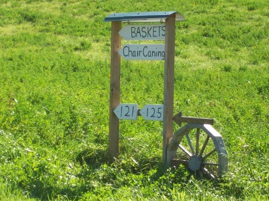 Baskets Business Amish VA