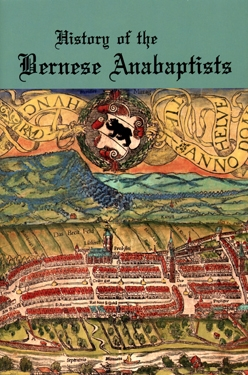 History of the Bernese Anabaptists book winner