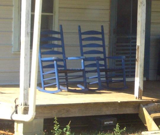 Amish Rocking Chairs