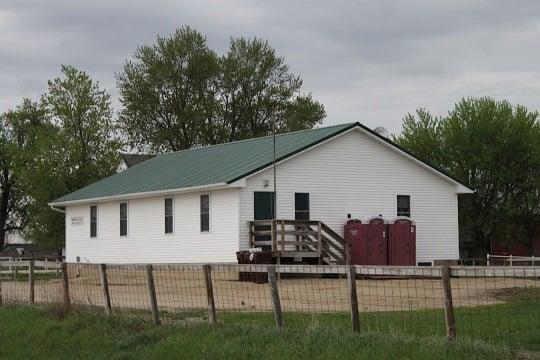 Buchanan County Iowa Amish School