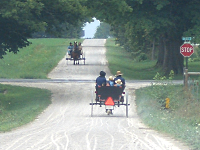 buggies-meet-at-intersection-adams-co-indiana