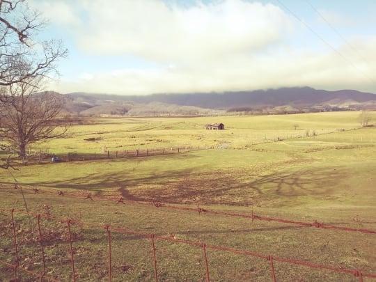 Images of Burke's Garden, Virginia (40 Photos)