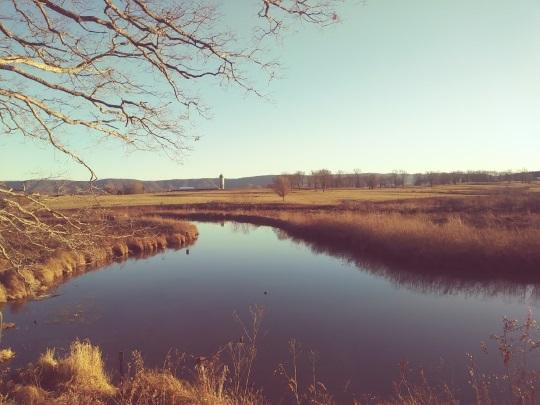 Evening Views From Burke's Garden, Virginia (14 Photos)
