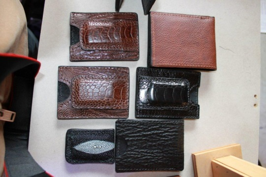 Card Holders With Money Clips