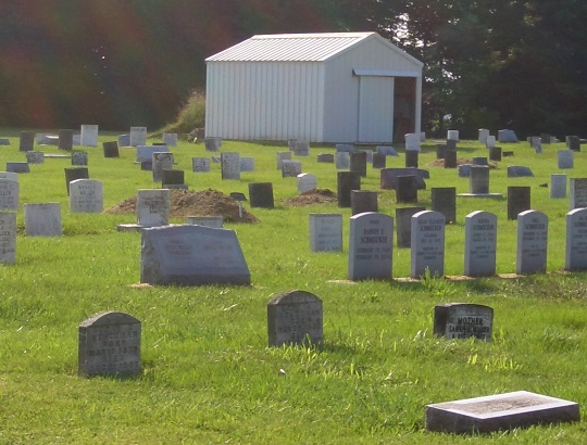 An Amish Obituary