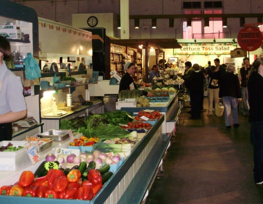 Central Market Amish