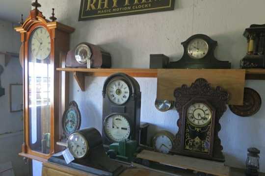 Amish Clock and Watch Shop (South Dayton, NY)