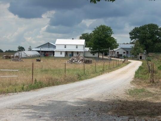 Cloudy Sky Ethridge Amish