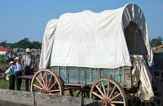 Conestoga Wagon Missouri