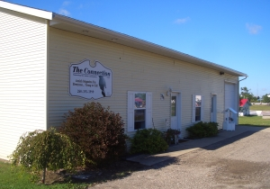 connection amish magazine building
