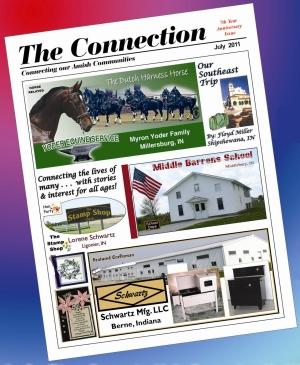 connection amish magazine