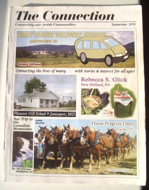 connection amish periodical