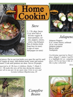 connection home cookin