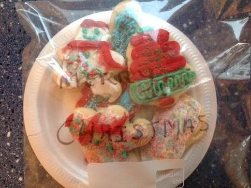 Cookie Present