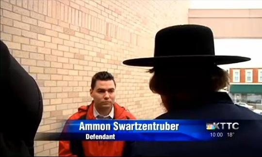 Defendant Ammon Swartzentruber