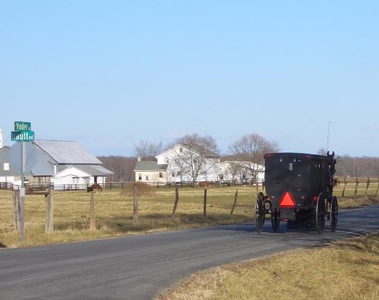 delaware amish yoder road