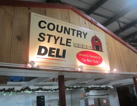 Deli Amish Market