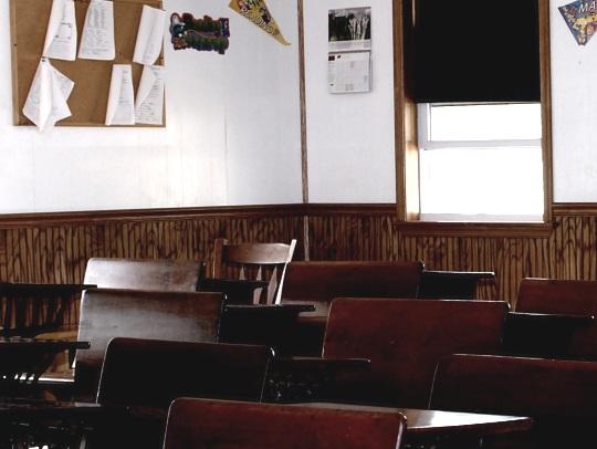 desks-in-classroom