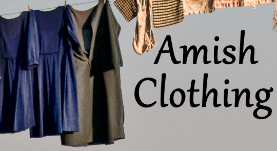 13 Questions on Amish Clothing