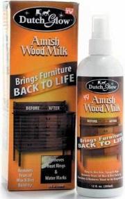 Dutch Glow Amish Wood Milk Product