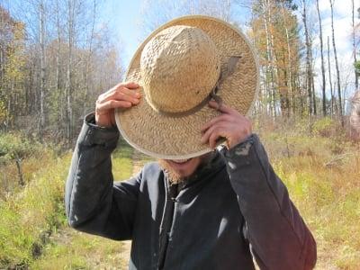 Ed Amish No Pose