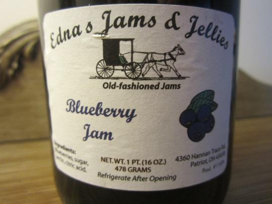 Ednas Jams and Jellies